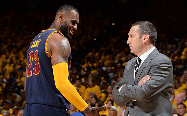 LeBron James says Cavaliers won't change starting lineup in Game 5