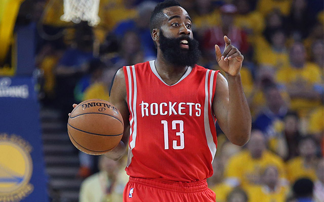 Report: Adidas offers James Harden $200-million deal to leave Nike