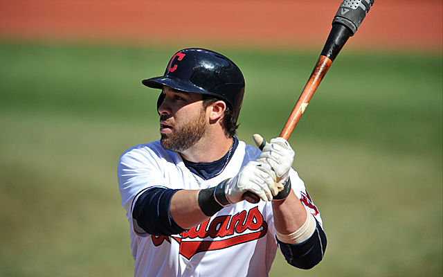 Jason Kipnis is back for the Tribe.