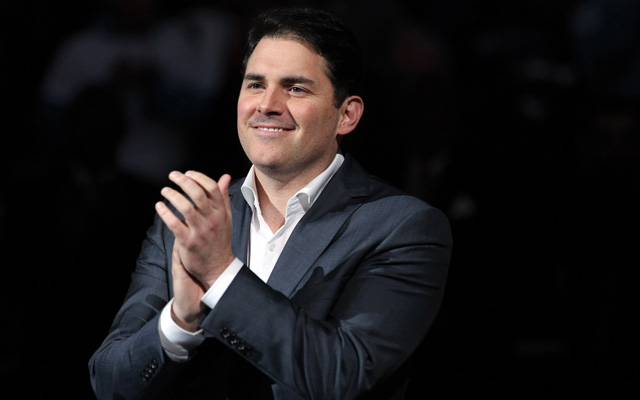 Jason Levien is out in Memphis. (USATSI)