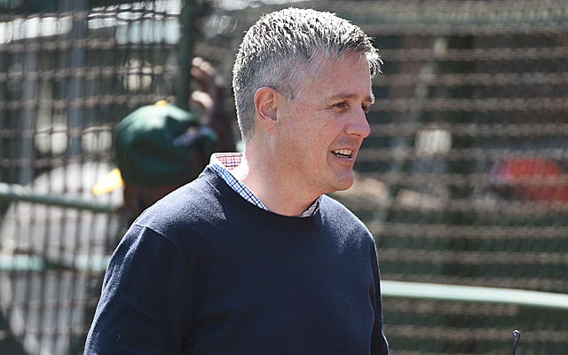 Has Jeff Luhnow been targeted by his former team?