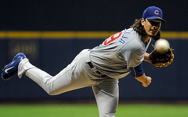 It sounds like Jeff Samardzija will be on the move this offseason.