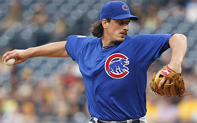 Whether the Cubs keep or extend Jeff Samardzija this summer is a big storyline in baseball.