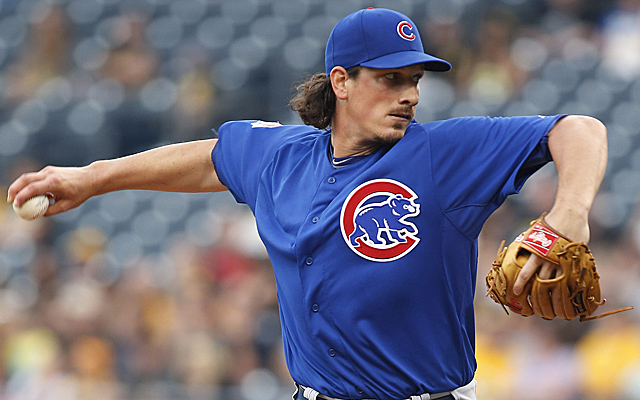 Is Jeff Samardzija headed to Oakland?
