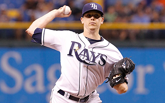 Jeremy Hellickson has been sent all the way down to Class A.