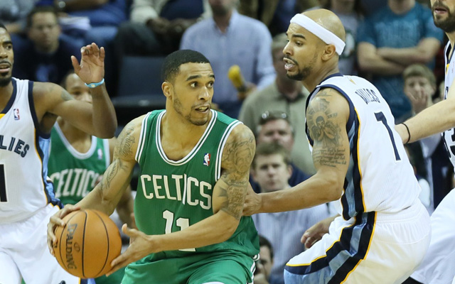 Jerryd Bayless and Courtney Lee could be trading places. (USATSI)