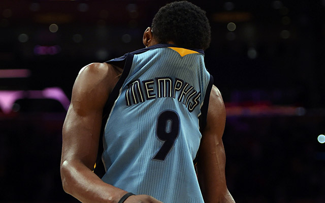 The NBA wants to put ads on jerseys. (USATSI)