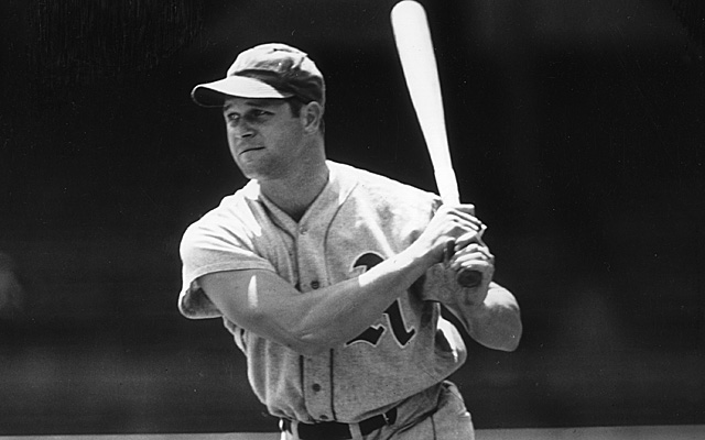 Jimmie Foxx is one of the A's all-time greats.