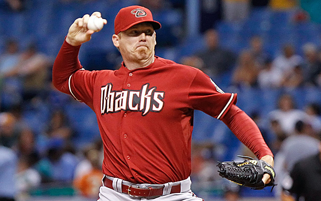 J.J. Putz is headed to the disabled list.