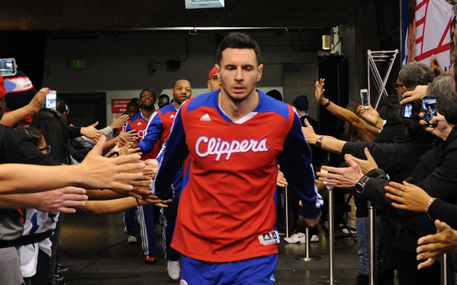 Will J.J. Redick get to lose the warmups and play?  (USATSI)