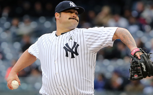 Joba Chamberlain is reportedly bound for Detroit. (USATSI)