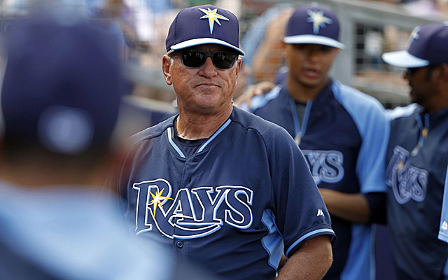 To no one's surprise, Joe Maddon is thinking ahead.