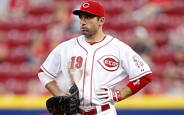 Joey Votto may avoid a stint on the disabled list.