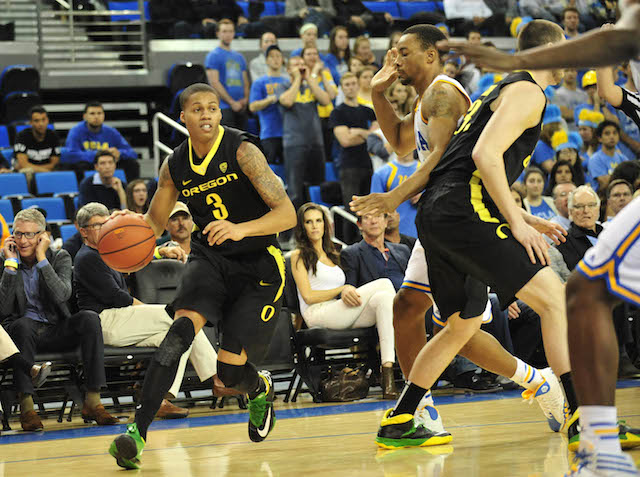 Joseph Young had 28 points in Oregon's first meeting with Arizona State. (USATSI)