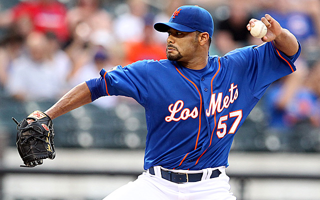 Johan Santana appears to be headed to Baltimore for this season.