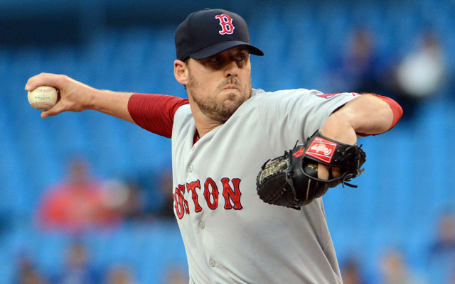 John Lackey is the newest member of the Cardinals' rotation.