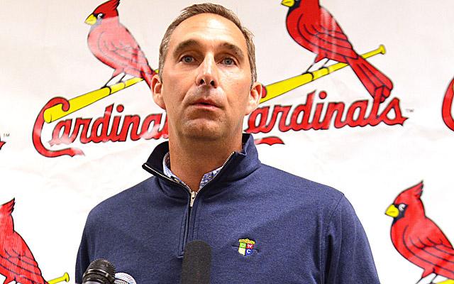 John Mozeliak has garnered some nice job security in St. Louis.