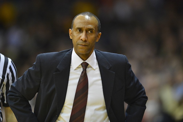 Johnny Dawkins has yet to finish in the top five of the Pac-12 since getting to Stanford. (USATSI)
