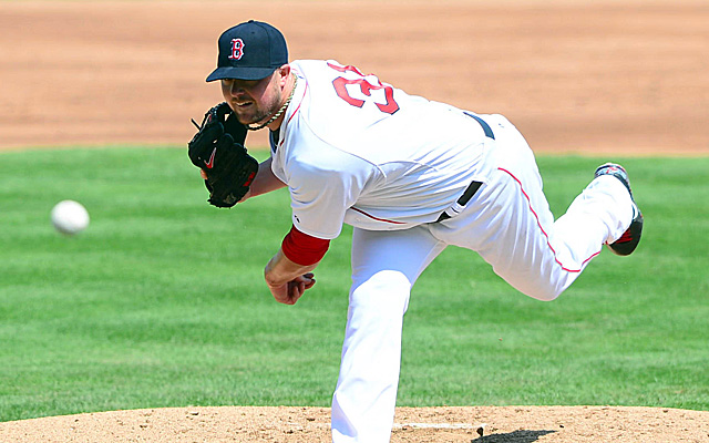 Jon Lester and the Red Sox have put extension talks on hold.