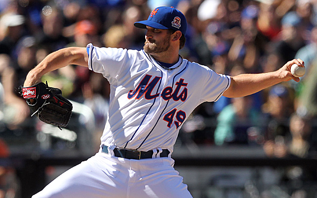 Jonathon Niese got some good news in the form of his MRI results.