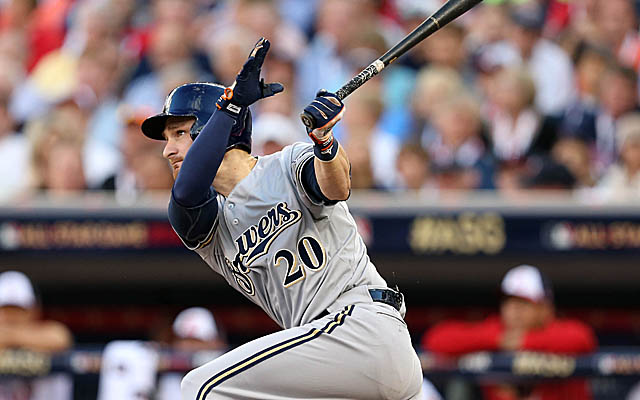 Jonathan Lucroy probably would have been the MVP, had the NL won the All-Star Game.