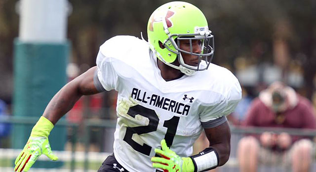 Minnesota commit Jeff Jones was one of the top players at Under Armour. (USATSI)