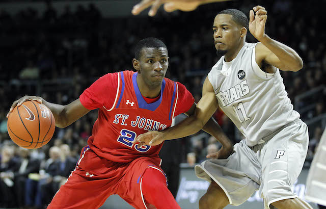 Both St. John's and Providence are in must-win situations. (USATSI)