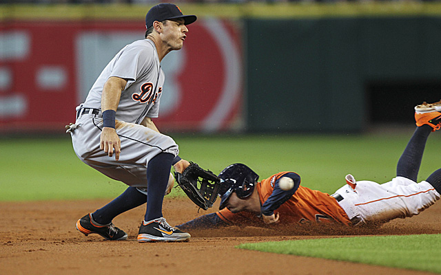 Jose Altuve stealing bases is a rather common occurrence.