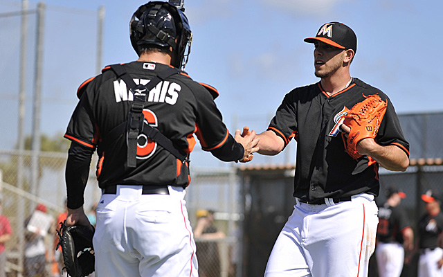 Jose Fernandez has high expectations for himelf this season.