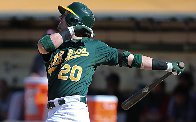 Josh Donaldson of the A's was one of the biggest All-Star snubs this year.