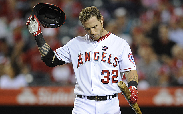 Josh Hamilton's nightmare 2013 season continues with a wrist injury.