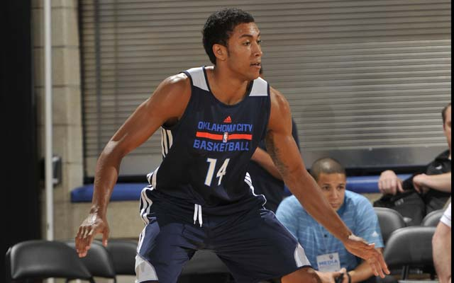 Would Josh Huestis sacrifice immediate money for the D-League?   (Getty)