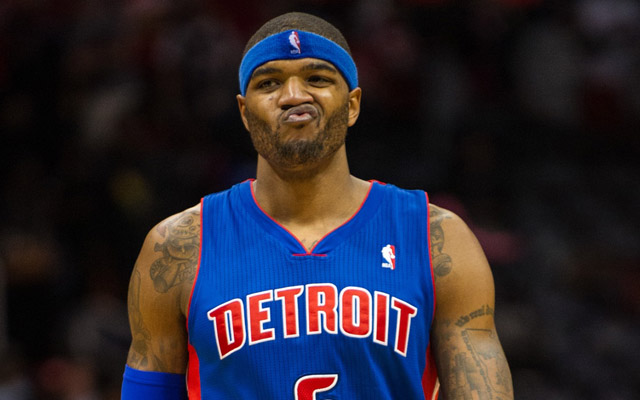 Josh Smith wants the Pistons to help each other more. (USATSI)