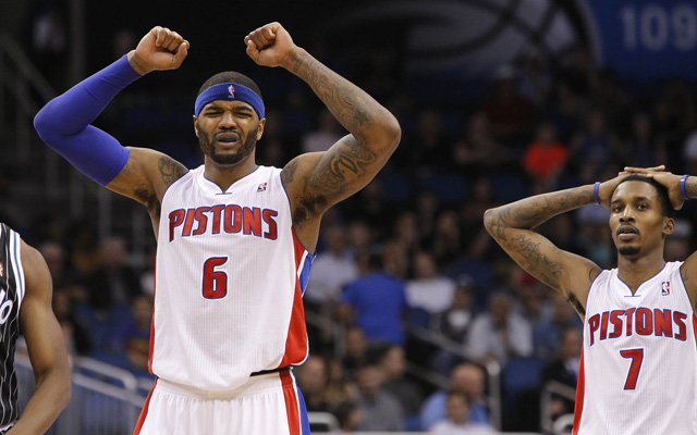 Things did not go great for the Pistons this year.  (USATSI)