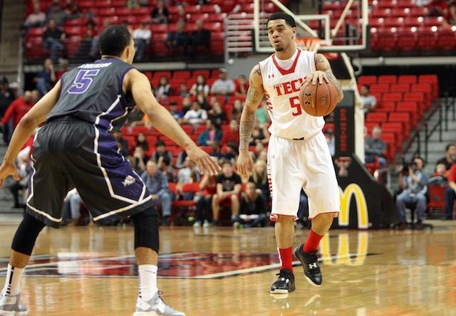 Josh Gray averaged 9.3 points in his one season at Texas Tech. (USATSI)