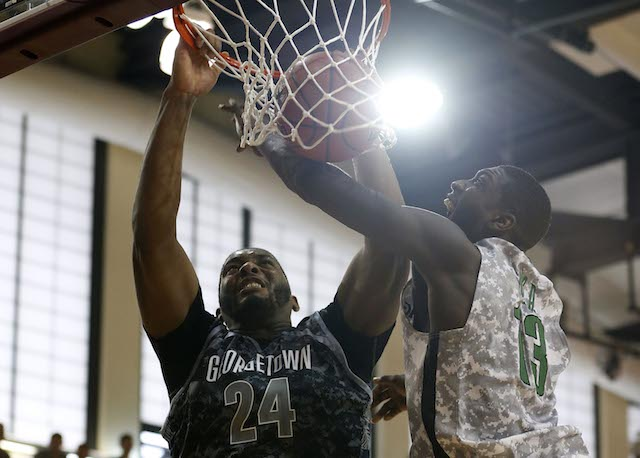 After an impressive performance against Oregon, can Josh Smith keep it going against Wright State? (USATSI)