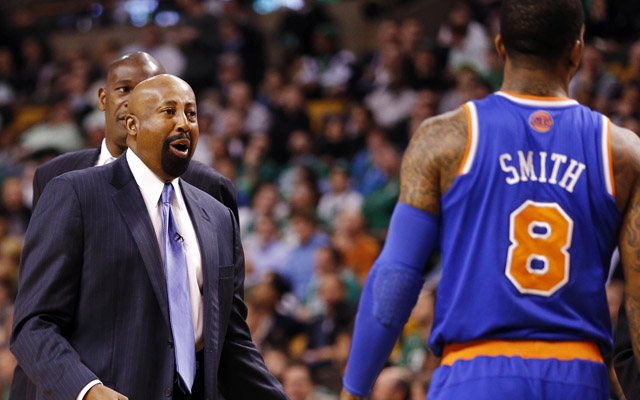 Mike Woodson's days may be numbered. (USATSI)