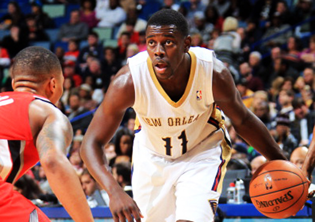 Jrue Holiday is the 'head of the snake' for New Orleans.  (Getty)