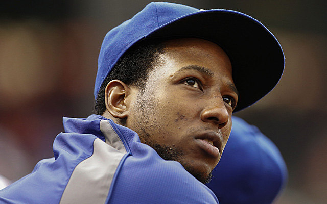 The 2014 season has been a nightmare for Jurickson Profar.