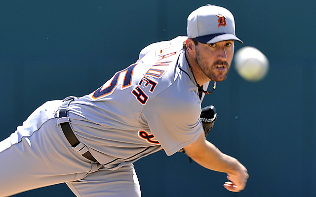 Justin Verlander will make his seventh straight opening day start, but this time it's at least a mild surprise.