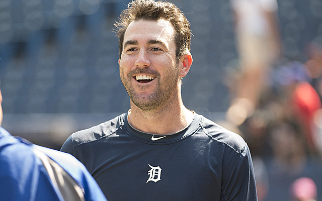 Justin Verlander eyes a Saturday return, if all goes well in the meantime.