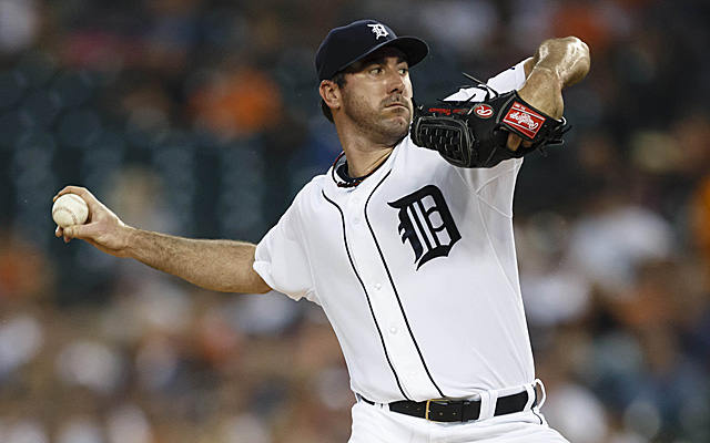 Justin Verlander has given five percent of his 2013 salary to start a charity.
