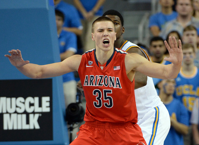Kaleb Tarczewski is averaging just 6.3 points in his last four games. (USATSI)