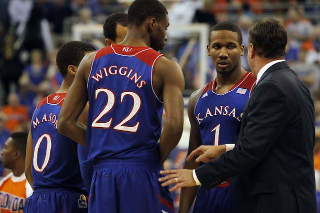 Kansas has won seven in a row and is heading for yet another Big 12 title. (USATSI)