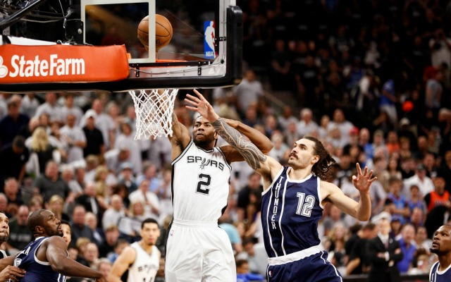 The Thunder weren't ready for the Spurs on Saturday. (USATSI)