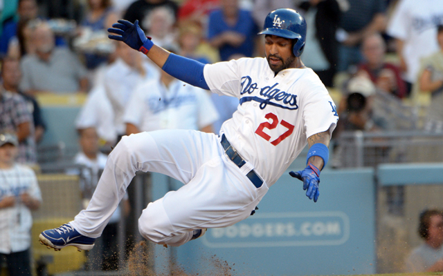 Matt Kemp has been told he won't be traded.