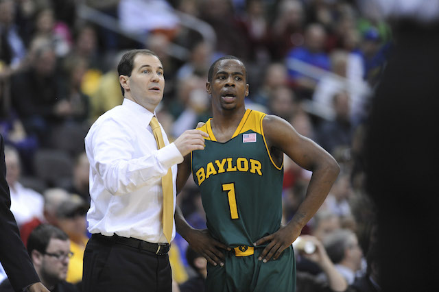 A healthy Kenny Chery has completely changed the trajectory of Baylor's season. (USATSI)