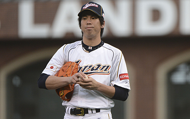 Kenta Maeda has agreed to sign with the Dodgers.