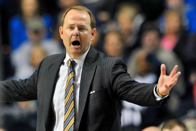 Kermit Davis and Middle Tennessee will have a worrisome next week after fallin in the Sun Belt semis. (USTASI)