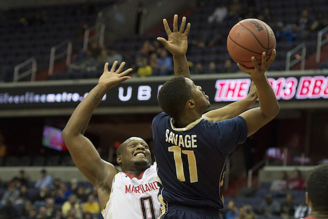 Kethan Savage has seen his scoring average jump from 3.1 to 13.4 points per game this season. (USATSI)